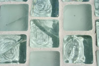 Failure of Glass Mosaic Tile - Cracks, Fractures, Fissures & Spalling